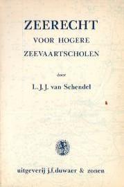 Schendel, L.J.J. van - Zeerecht voor de hogere zeevaartscholen